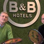 Die B&B Hotels Köln-Troisdorf und Neuss werden Presenting Partner von ATP Tennis an Rhein & Ruhr